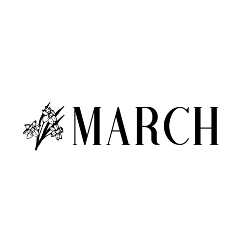 March March